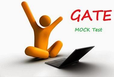 GATE 2015 Mock TEST