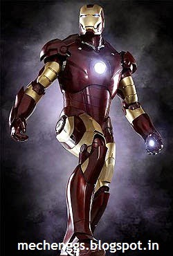 Iron Man suit was manufactured by 3D Printing Technique.