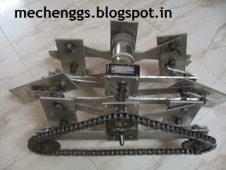 design of kinematic walker