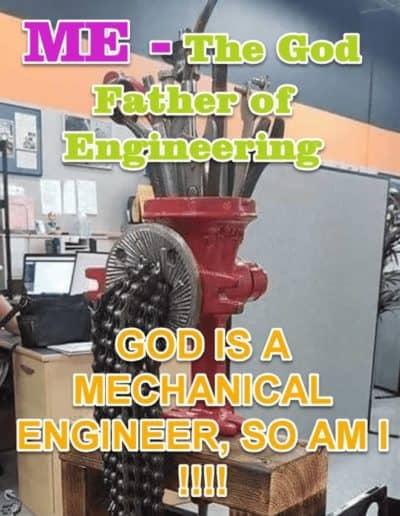 mechanical slogans