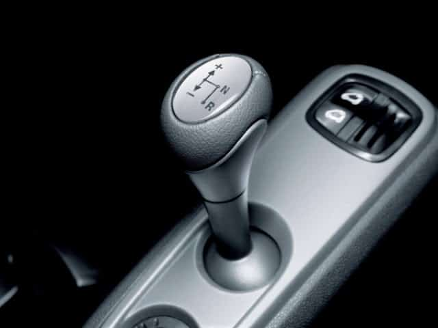 semi automatic transmission