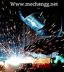 Gas metal arc welding (MIG welding)