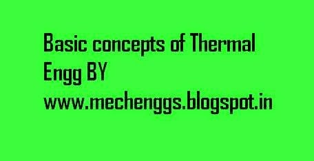 thermalengineeringnotes
