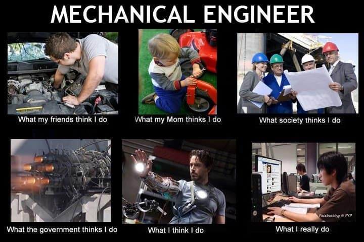 Expectation related to Mechanical Engineer.