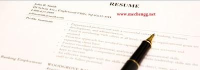 ResumeFormats28morethan10029byMechengg.net