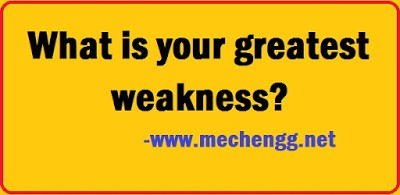 What is your greatest weakness? | HR Interview Questions With Answers