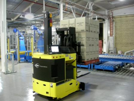 Introduction To AGV (Automated Guided Vehicles) | Types Of AGV
