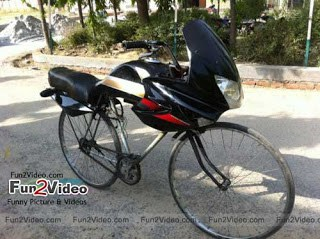 dhoom bike