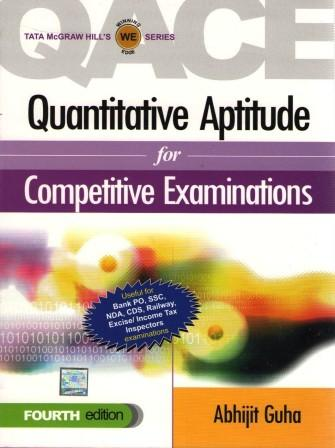 Books recommended for Quantitative Aptitude-Best Books For