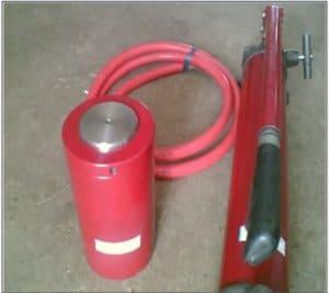 Fig. Hydraulic Jack