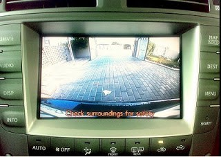 reversing camera