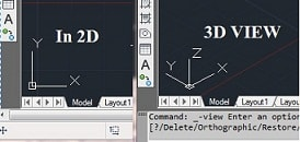 2D3Dview