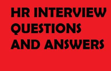 HRINTERVIEWQUESTIONSANDANSWERS