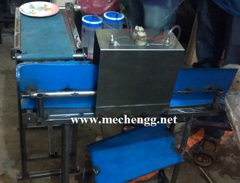 Automatic Plate Washing Machine