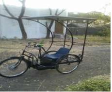 Design and Fabrication Of Solar Operated Tricycle Full Report Download