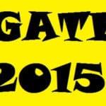 Gate 2016
