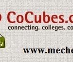 Cocubes Sample Question Paper for Mechanical Engineering.