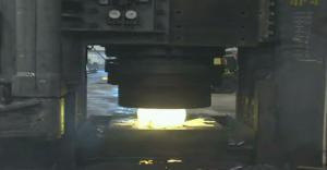 forging operation
