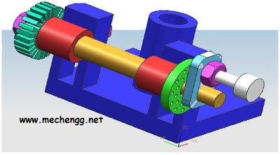 3D Assembly Of Fixture