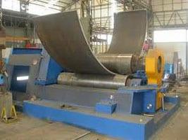 sheet rolling machineoperation