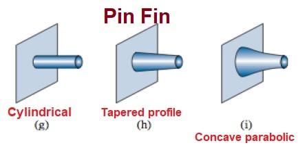 pin fin