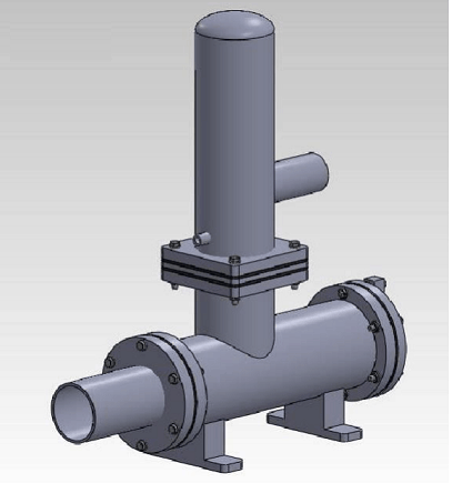 Design and Fabrication Of Hydraulic Ram Pump