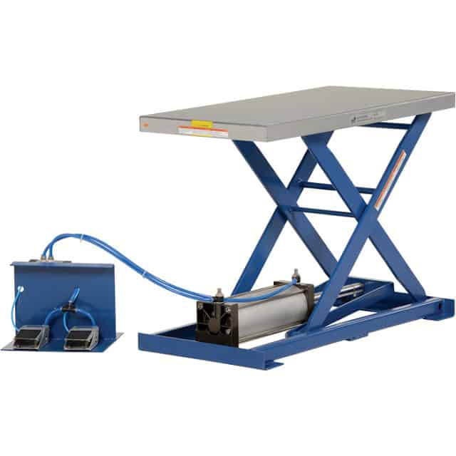 DESIGN AND FABRICATION OF PNEUMATIC LIFTING TABLESource        DESIGN AND FABRICATION OF PNEUMATIC LIFTING TABLE