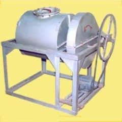 DESIGN AND FABRICATION OF MINI BALL MILL.