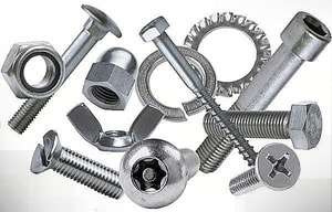 Standard Parts -Nut,Bolt, Gears,Chain