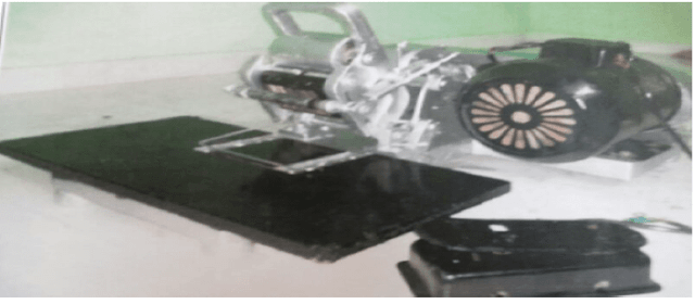 Design and Fabrication of Semi Automatic Printing machine