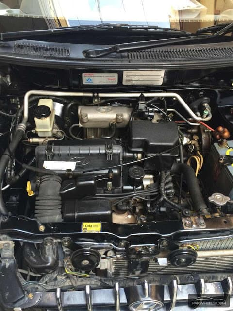 how car engine is specified