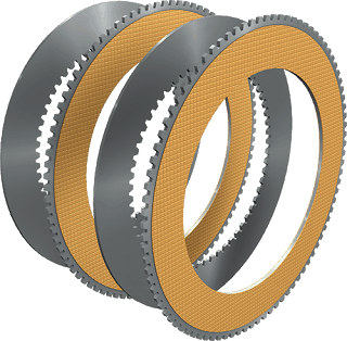 Material used for making Automobile clutch plates