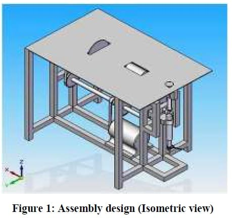 Design and Fabrication Of Multiple Wood Working Machine