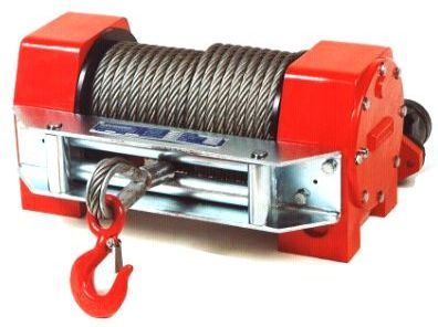 power transmission devices -winches