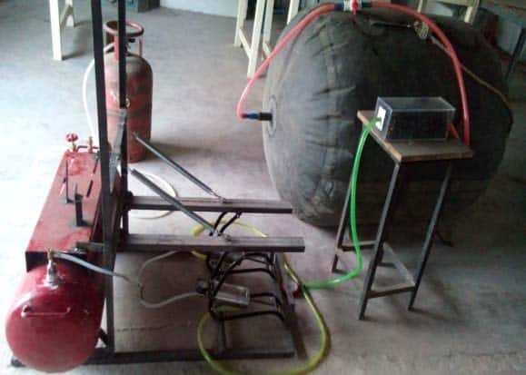 Biogas Compression and Storage System for Cooking Applications