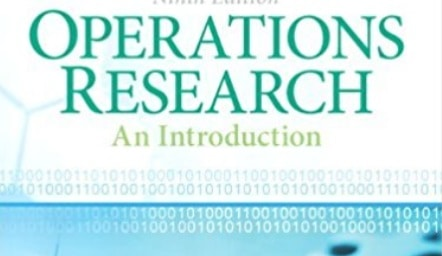 operation research introduction