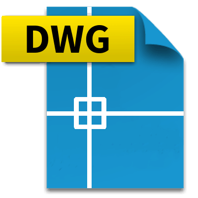 what is dwg file format
