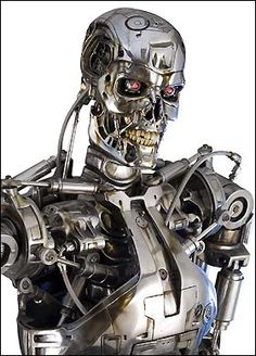 terminator - Ai Robots concept from Hollywood movies