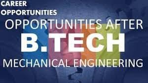 Career In Mechanical Field