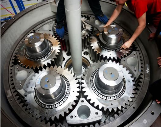 Application of Gears