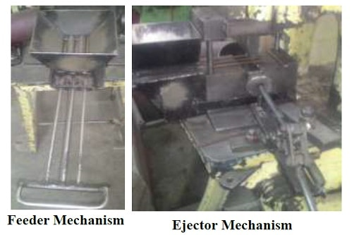 Design and Development of Punching Die and Feeder Mechanism