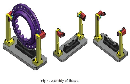 Design and Fabrication Of CMM inspection Fixture - Mechanical project