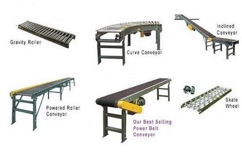 conveyors types