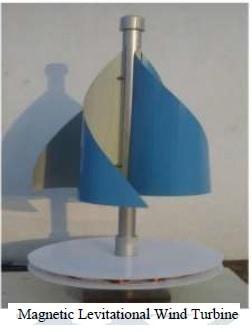 frictionless magnetic levitational wind turbine