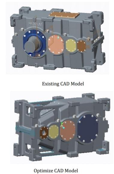 optimization cad model