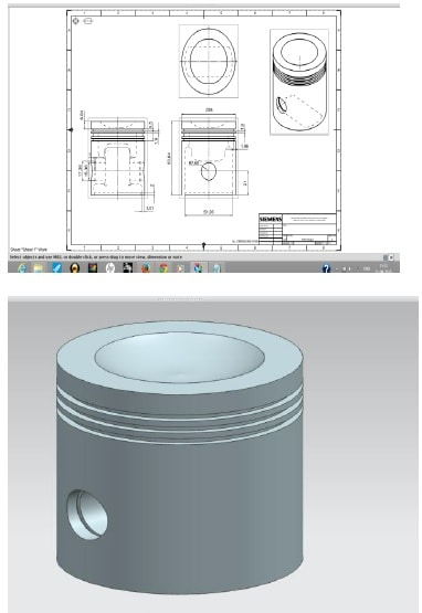 piston analysis