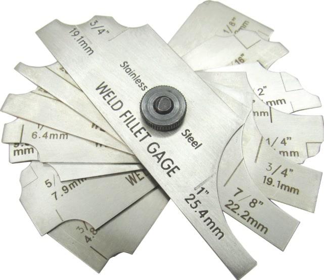 welding gauges