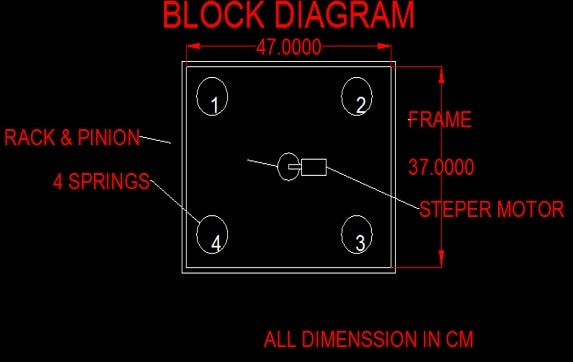 Electricity Generating Dance Floor by using Rack and Pinion Mechanism