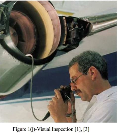 NDT VISUAL INSPECTION