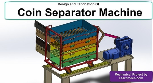 coin separator mechanical project